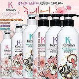 可瑞絲 Kerasys 浪漫/英倫/朝霧 香氛洗髮精/潤髮乳 600ml