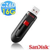 【Sandisk】CZ60 Cruzer Glide USB 16G 隨身碟