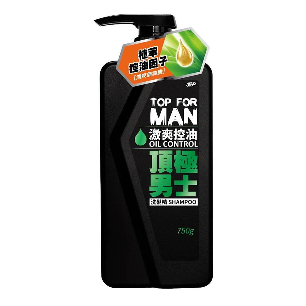 脫普 頂極男士激爽控油洗髪精(750g)