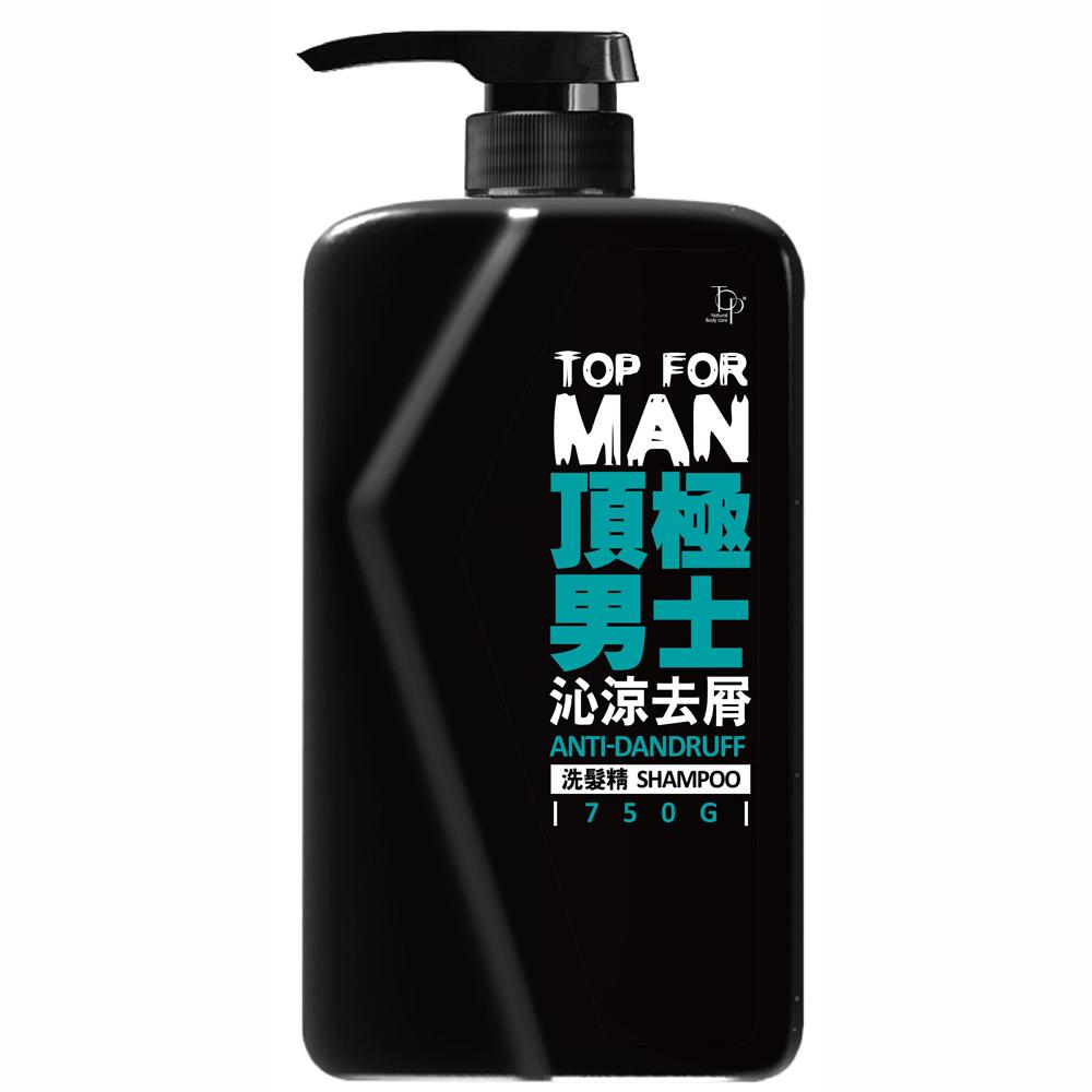 脫普 頂極男士沁涼去屑洗髪精(750g)