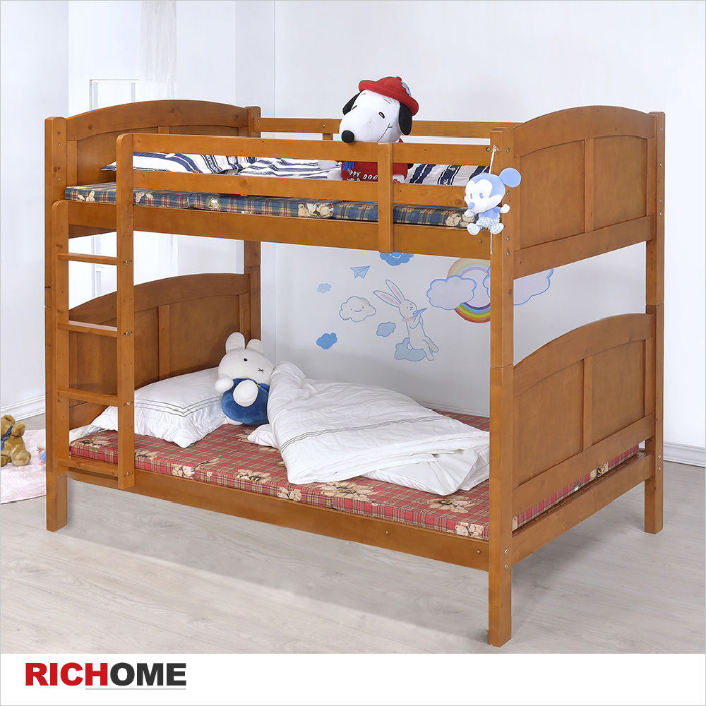 【RICHOME】柯瑞雙層床