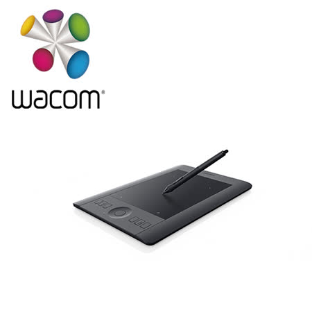 Wacom Intous Pro 專業版 Touch Small 繪圖板