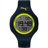 PUMA 陽光信號電子腕錶-PU910801043