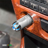 【Osun】車用空氣清淨器-百萬藍光負離子臭氧機2入款(AP21)