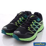 GOODYEAR戶外鞋-輕量競速鞋(GAMR53185黑-男段-25.5-29cm)