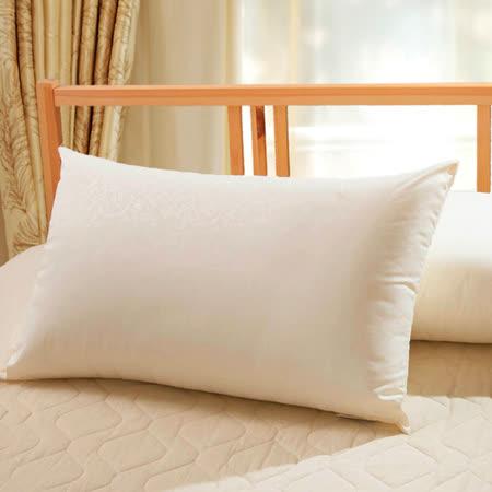 台塑生醫-壓花表布 物理性防蹣枕(2入)