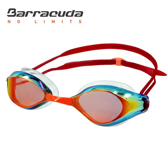 美國巴洛酷達 抗UV防霧電鍍泳鏡