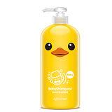 【快潔適】小黃鴨嬰兒洗髮露-650ml