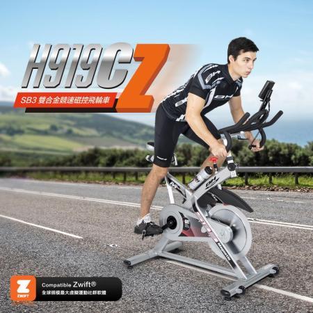 BH 磁控飛輪健身車