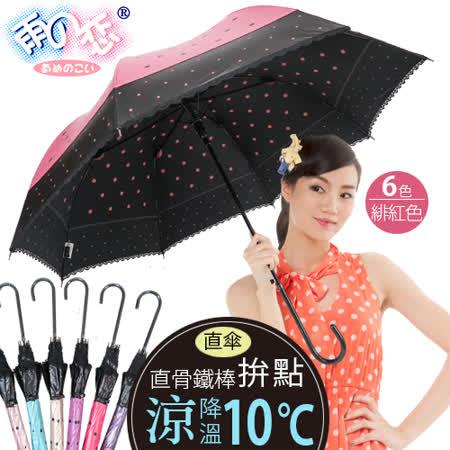 獨家降溫10℃ 拚點自動直傘