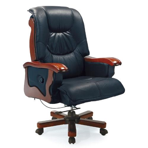 【AS】Pancy半牛皮主管椅