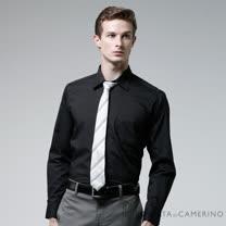 ROBERTA諾貝達<BR>台灣製 型男風潮素面襯衫