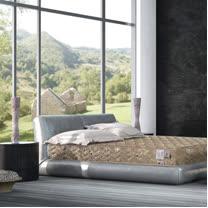 法國MONTAGUT<br>針織舒柔彈簧床墊(雙人)