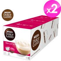 買一送一 雀巢 NESCAFE 紅茶拿鐵膠囊(Tea Latte)【3盒X2條組】
