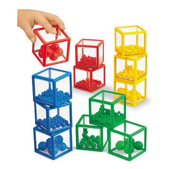 【華森葳兒童教玩具】感覺統合系列-4色聲音塔 N8-AA823