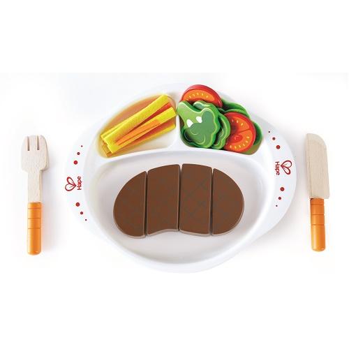 德國Hape愛傑卡-牛排套餐