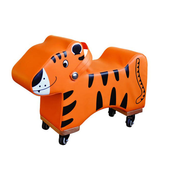 【華森葳兒童教玩具】感覺統合系列-小虎腳行車 GP1-AZ12027