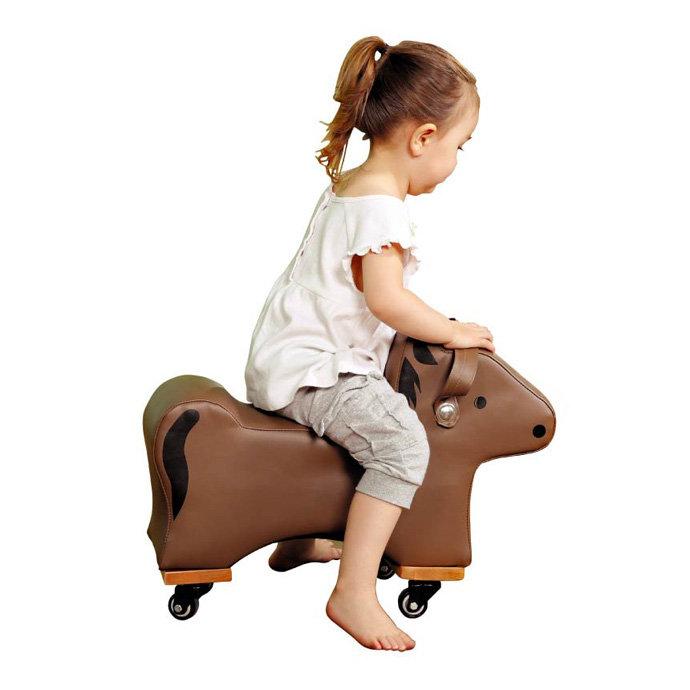 【華森葳兒童教玩具】感覺統合系列-小馬腳行車 GP1-12005