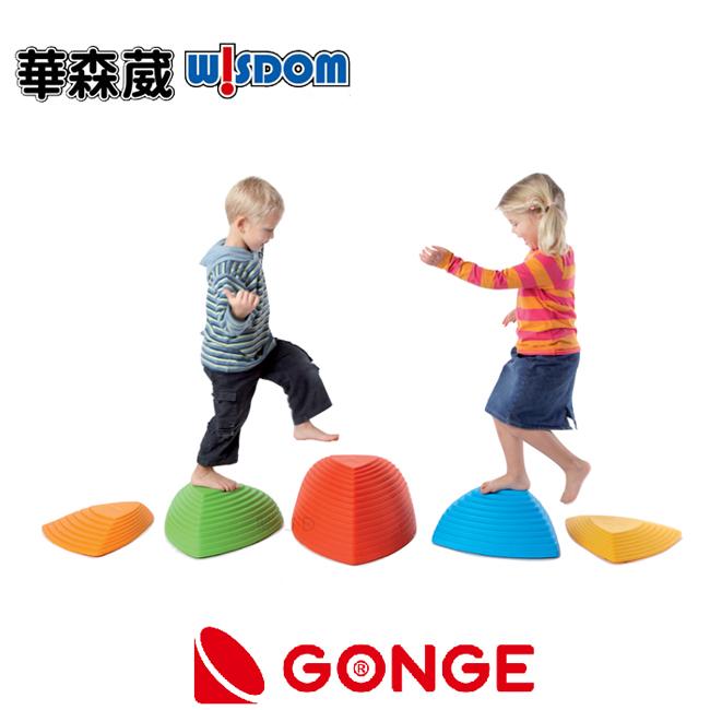 【華森葳兒童教玩具】感覺統合系列-挑戰河石 B2-2121