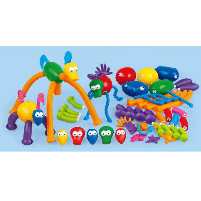 【華森葳兒童教玩具】感覺統合系列-星際變形蟲 N8-RA119