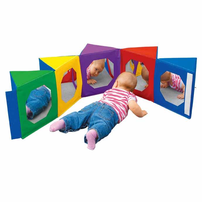 【華森葳兒童教玩具】感覺統合系列-看看我鏡子 N8-CS922