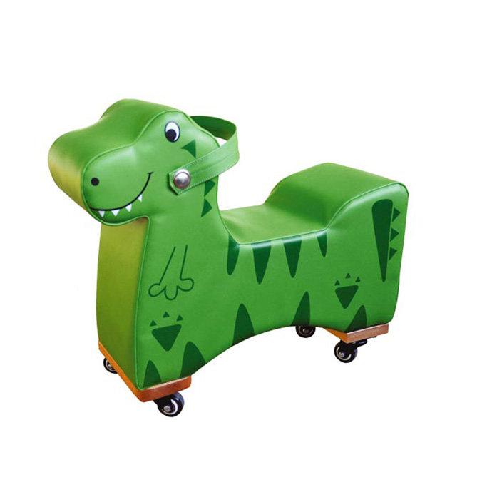 【華森葳兒童教玩具】感覺統合系列-恐龍腳行車 GP1-AZ12028