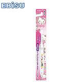 【EBiSU】Hello Kitty 6歲以上兒童牙刷(B-S30)