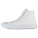converse 男 女 膠底帆布鞋 帆布鞋(高統) 白 150148C