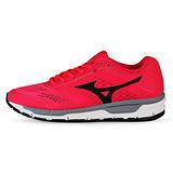 Mizuno 女 慢跑鞋 MIZUNO SYNCHRO MX (W) 美津濃 慢跑鞋 紅 J1GF161913