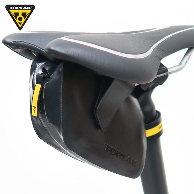 TOPEAK Weatherproof DynaWedge 防水直立型低風阻座墊袋