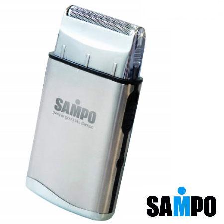 聲寶超薄款充電式口袋型刮鬍刀 EA-Z903L