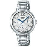 CASIO 卡西歐 SHEEN 閃亮耀眼迷人時尚腕錶/SHE-3048D-7A