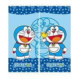 哆啦A夢Doraemon和風中門簾-藍90x85cm(FL803)
