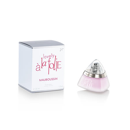 MAUBOUSSIN lovely a la folie 夢寶星星鑽女性淡香精 30ml