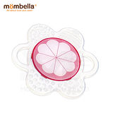 英國《mombella 》小花咬水果固齒器(山竹)