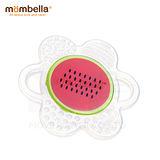 英國《mombella 》小花咬水果固齒器(西瓜)