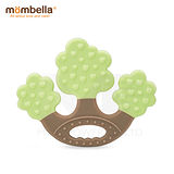 英國《mombella 》蘋果樹固齒器(綠色)