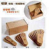 【關愛天使】防水除臭碳纖鞋板-家庭號6件組FW-001-H(維持乾燥/除臭去易味)