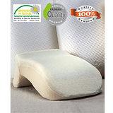【關愛天使】凝膠記憶舒壓午睡枕MF-PL-01(涼感材質/降涼效果/台灣製造)