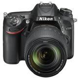 Nikon D7200 18-140mm 單鏡組(公司貨)-送原廠快門線+原廠減壓背帶+鋼化玻璃貼+吹球清潔組