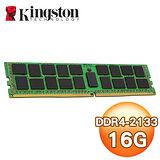 Kingston 金士頓 DDR4 2133 ECC REG 16G 桌上型記憶體