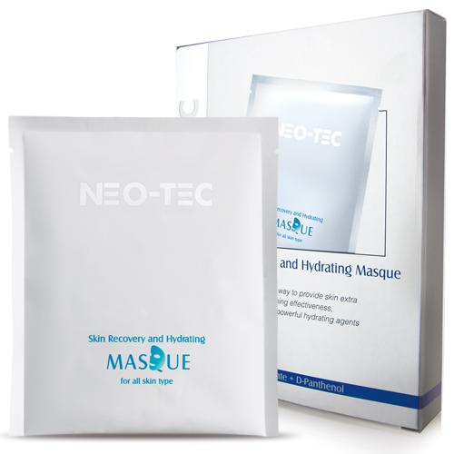 NEO-TEC 高效水嫩修護面膜6pcs/盒