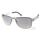 Whisper 太陽眼鏡 複合薄鋼新材質款(銀灰) #WHL0001S C47BL
