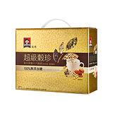 桂格無加糖黃金黑穀堅果組盒裝30包