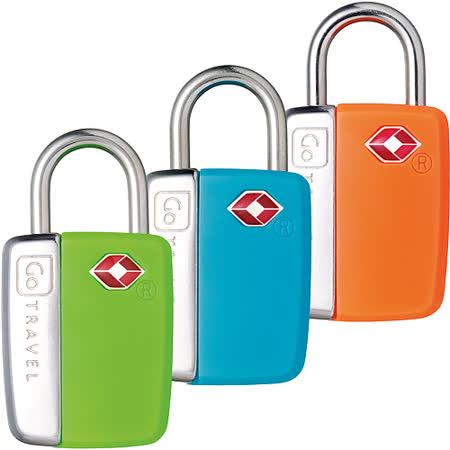 《GO TRAVEL》TSA行李鑰匙鎖