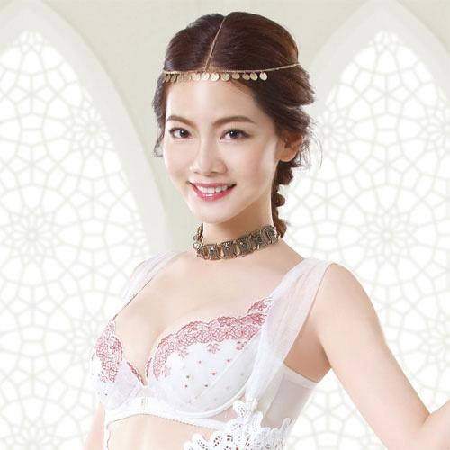 【莎薇】魔力推推心機魔力扣系列D-E罩杯內衣(銀器白)