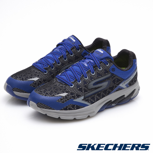 SKECHERS (男) 跑步系列 GOMeb Strada 2 - 54115BLBK