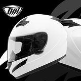 【THH T-76A+素色】體積小全罩式│機車騎士│輕量化│內襯全可拆│空氣風洞散熱設計