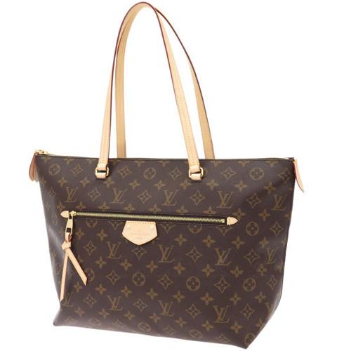 Louis Vuitton LV M42267 Iéna MM 經典花紋肩背包_預購