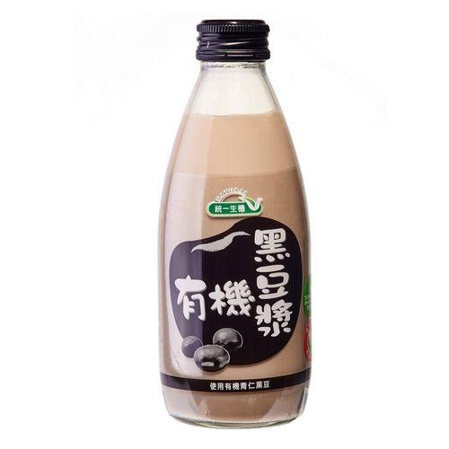 [統一生機]有機黑豆漿(箱)(245ml*24瓶)